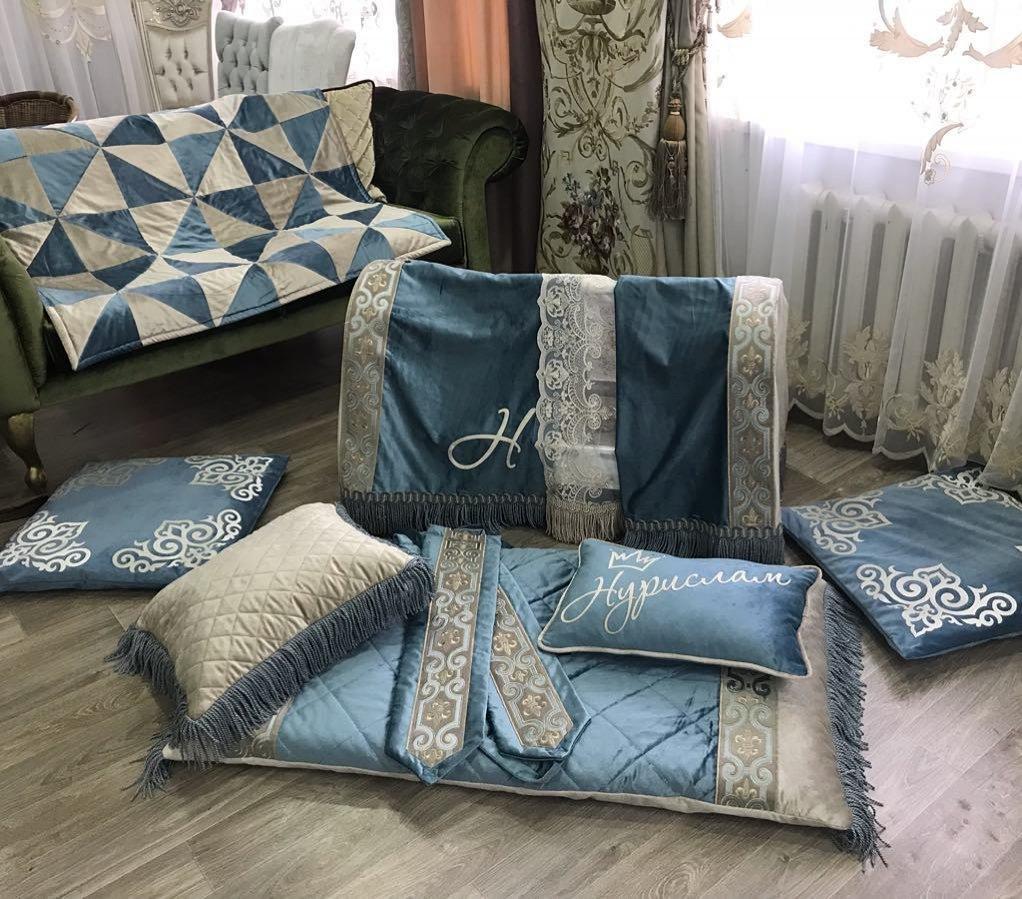 Текстиль для Бесик Жасау