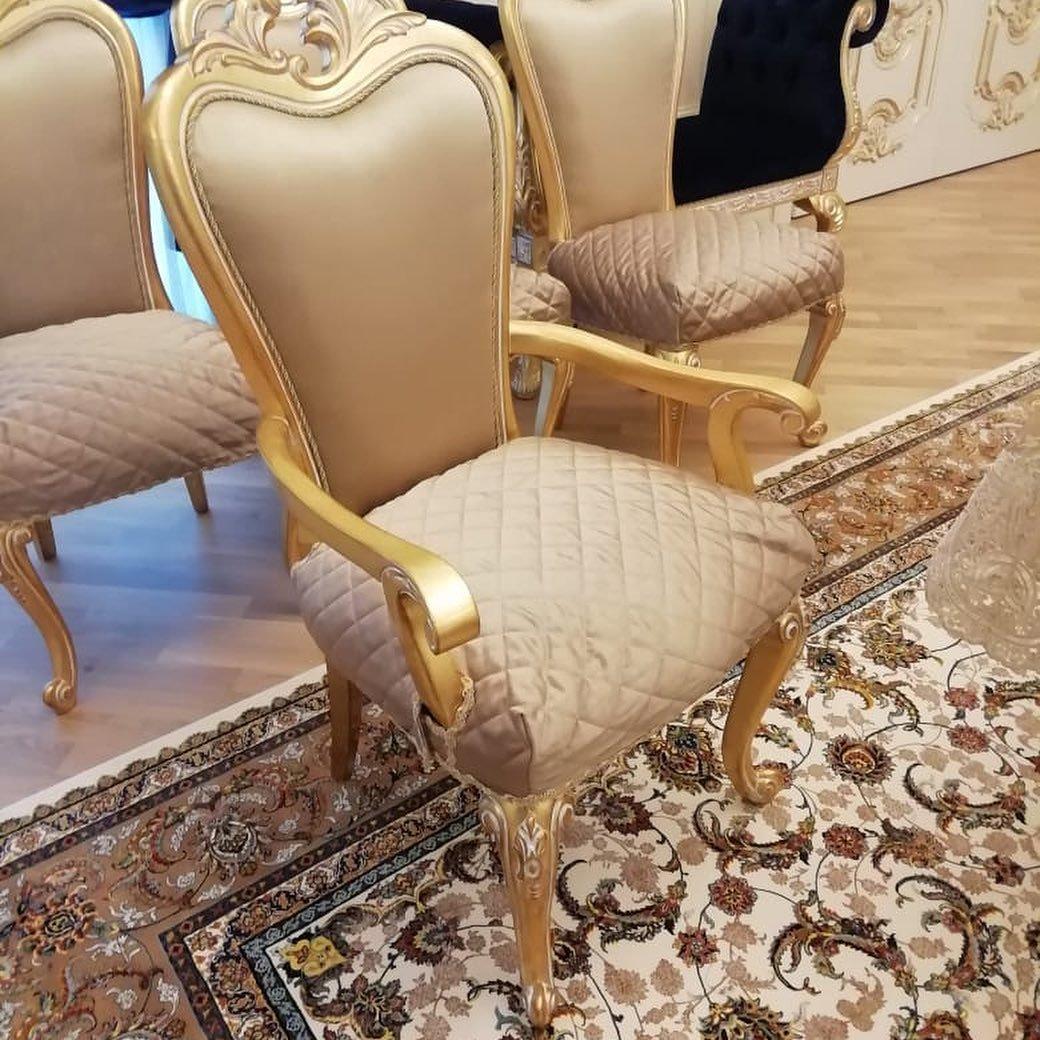 «Сидушки» на стулья из серии «Чехлы»