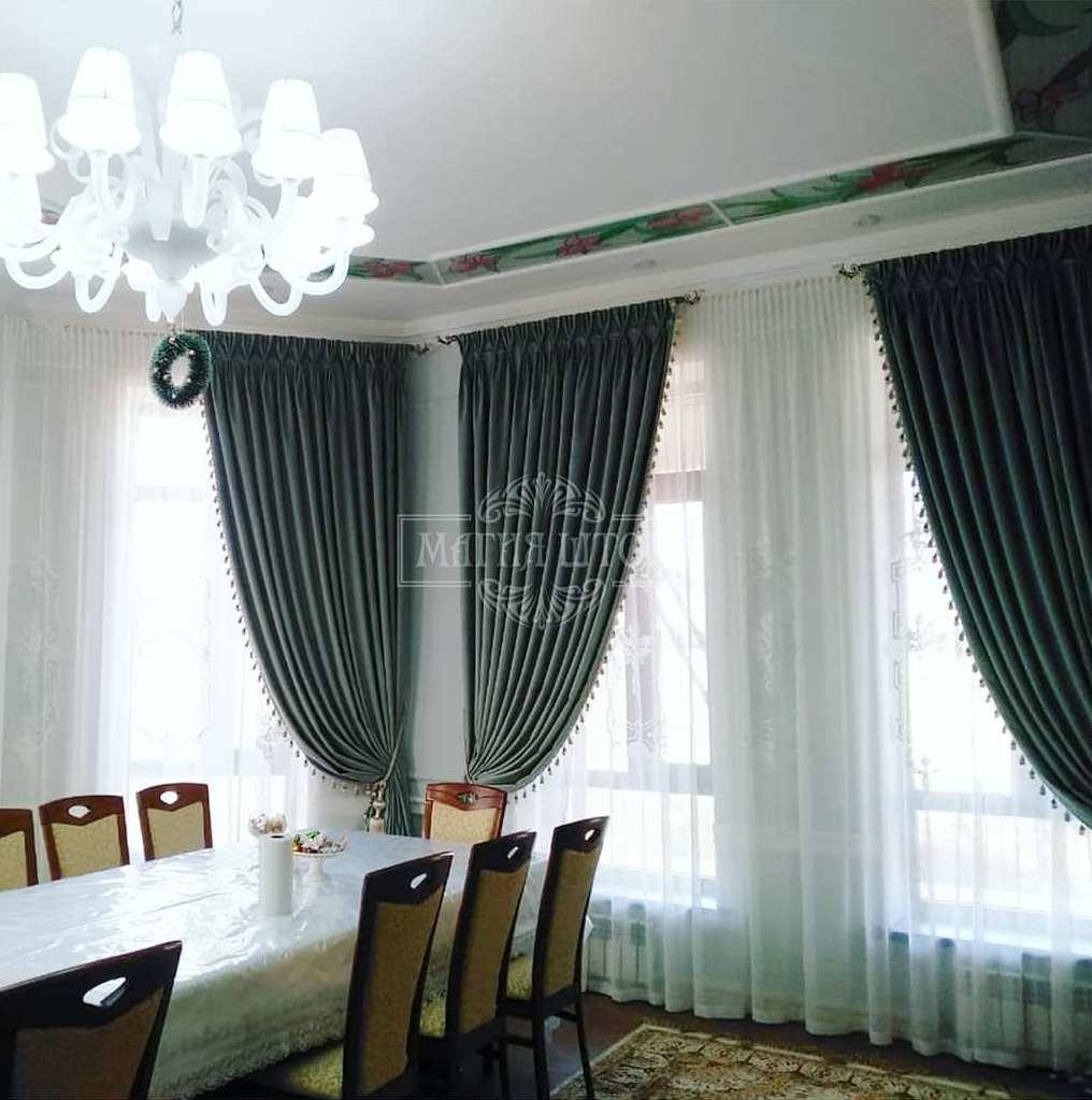 Дизайн и пошив штор на заказ