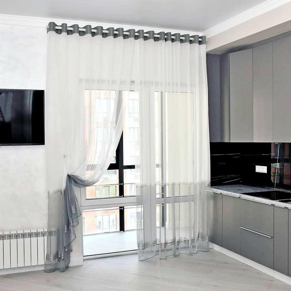 В салоне @magiyashtor.kz мы поможем подобрать современные и элегантные шторы, изысканные аксессуары для любого интерьера.