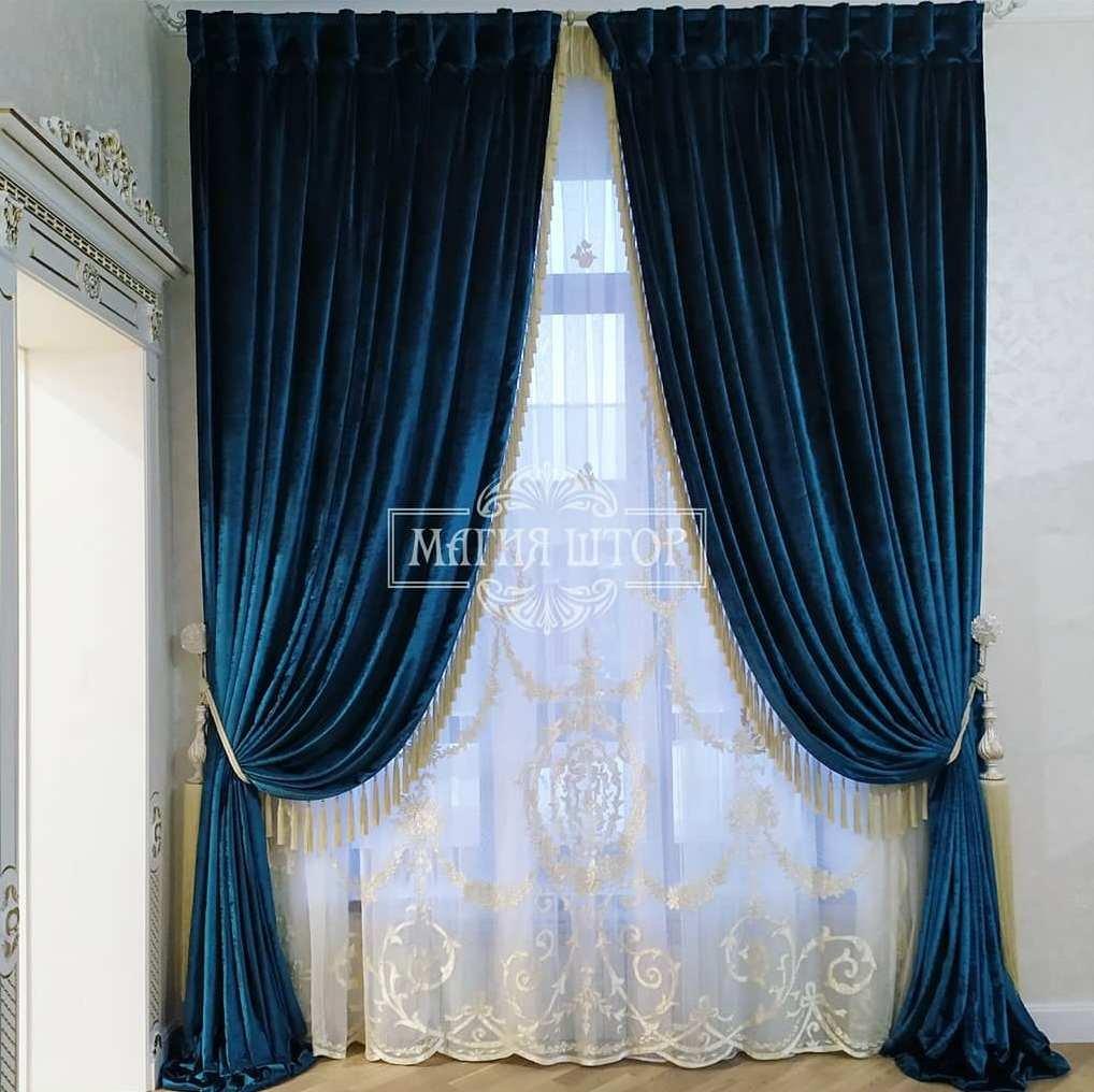 Студия авторского дизайна и пошива штор, домашнего текстиля