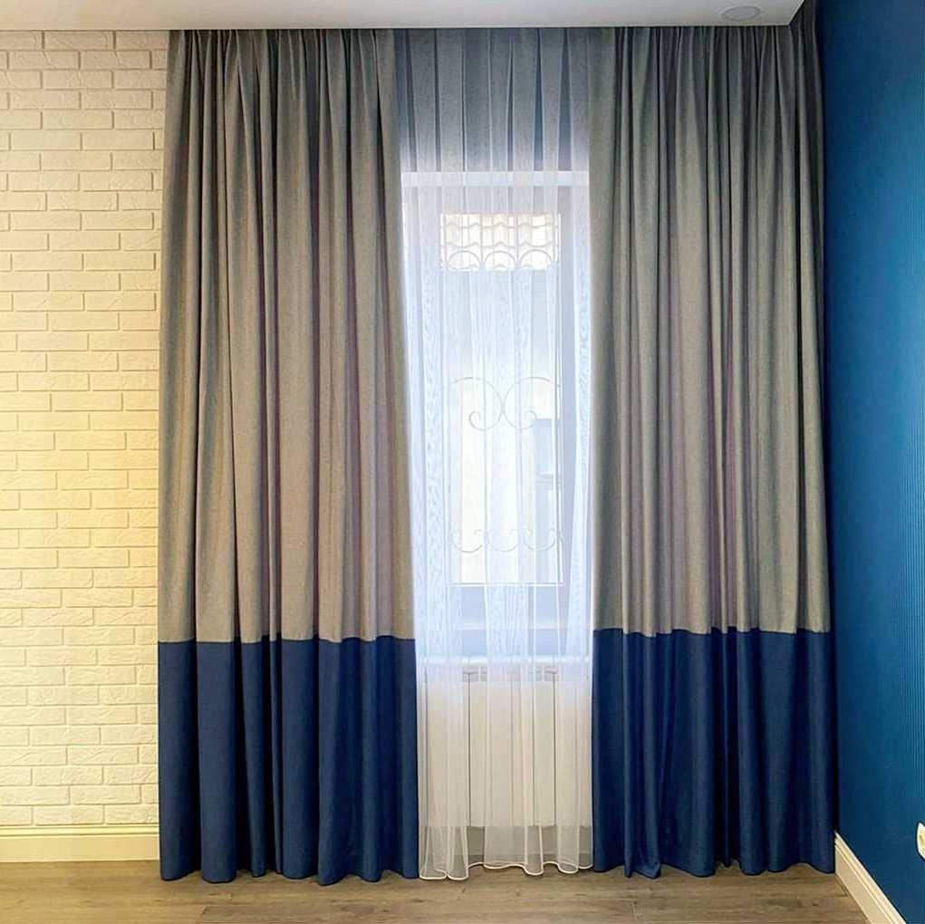 Текстиль — очень важная часть оформления комнаты. В салоне @magiyashtor.kz дизайнеры могут предложить вам современные и элегантные шторы, актуальные аксессуары для любого интерьера.