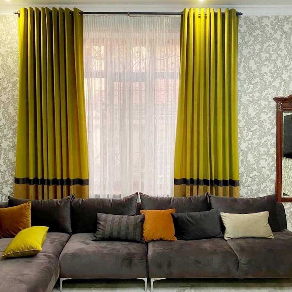 В салоне @magiyashtor.kz можем предложить вам современные и элегантные шторы, изысканные аксессуары для любого интерьера.