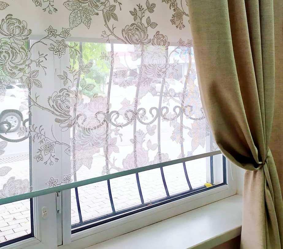 Удобные, стильные и функциональные рулонные шторы «ДУЭТ» незаменимы.