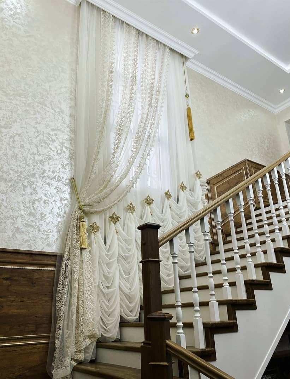 Наши дизайнеры разработают варианты текстильного оформления интерьера вашей квартиры или дома.