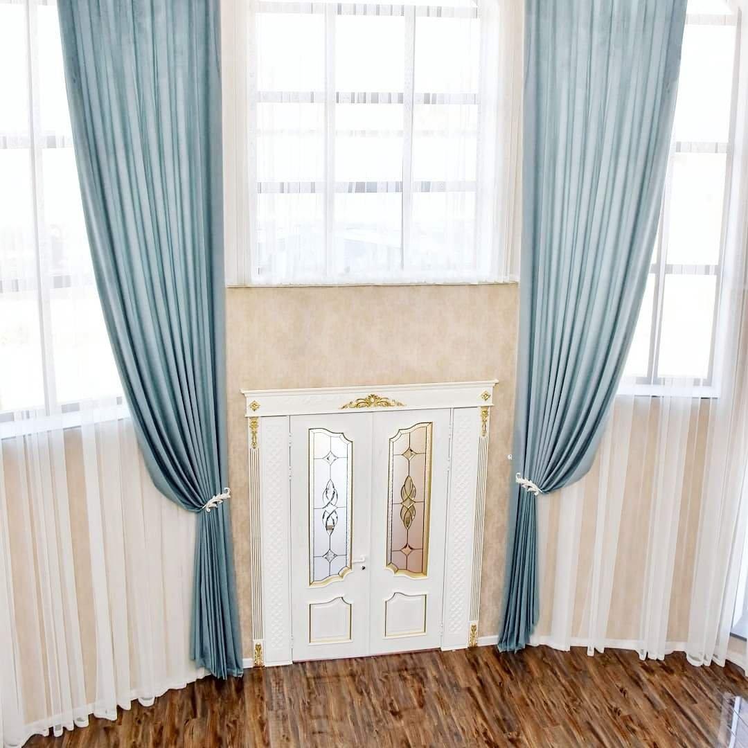 Текстильный декор от МАГИИ ШТОР подчеркнёт красоту вашего дома и создаст атмосферу элегантности и стиля.