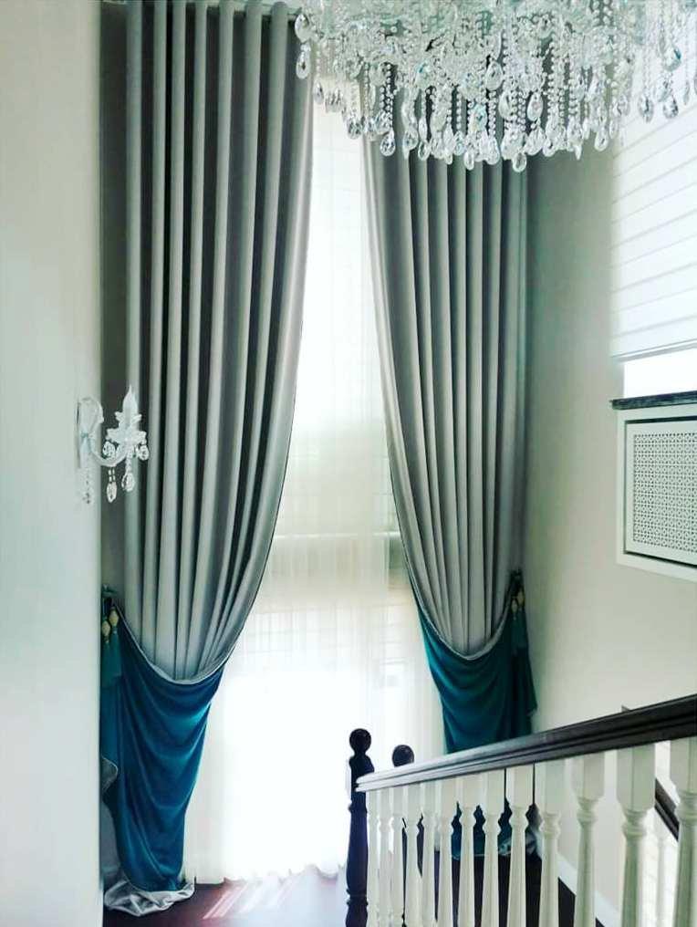 Текстильное оформление интерьера придаст Вашему помещению логическую завершенность, подчеркнет его уникальную стилистику