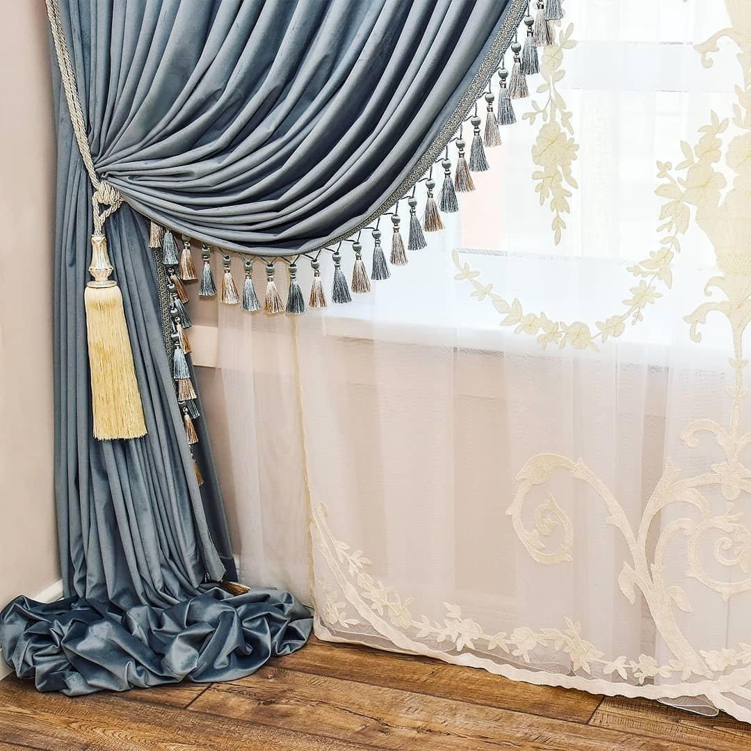 Басонные изделия, шторные ленты, кисти, бахрома в наличие и в хороших метражах. Мы можем предложить что то особенное только для Вас!!! Ведь «Магия штор» - салон Авторского текстиля и неповторимого дизайна!!!