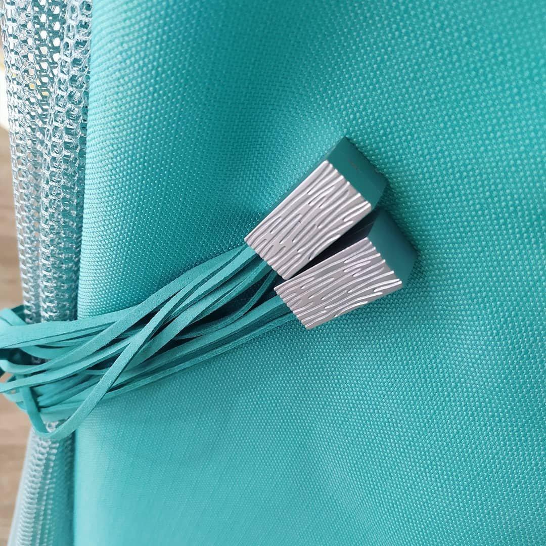 Магнитные подхваты для штор — очень удобные и мобильные, помогут обогатить интерьер, добавить уюта